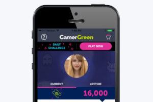 NEN Product Gamer Green